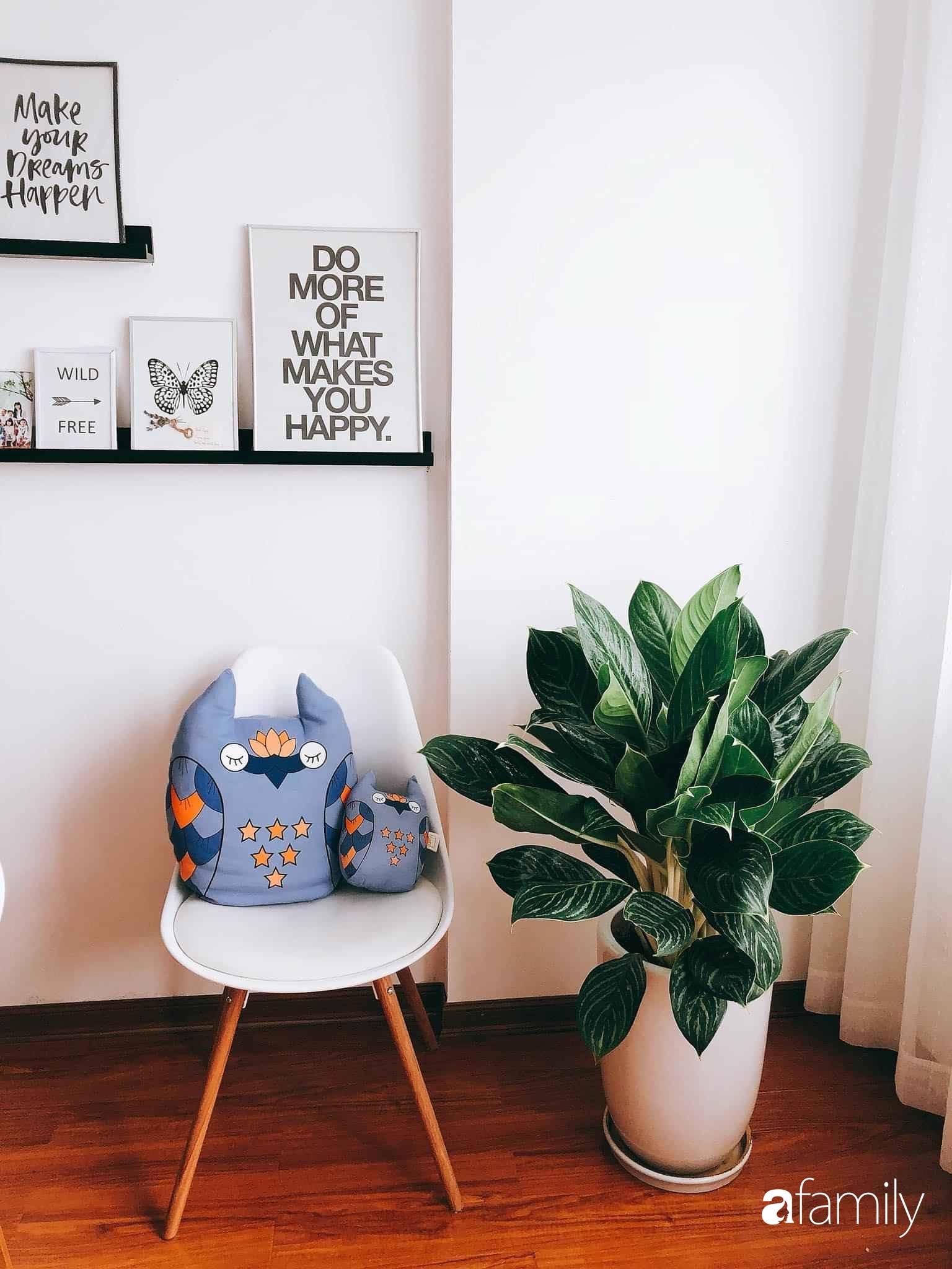 Bí quyết decor căn hộ 60m² luôn ngọt ngào và thoảng nhẹ hương thơm dịu dàng ở Hà Nội - Ảnh 12.