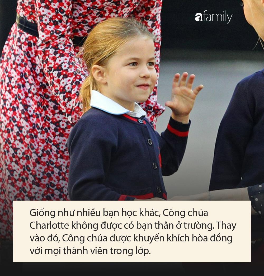 Công chúa nước Anh tròn 5 tuổi: Ở nhà được mẹ dạy cực kỳ tinh tế, đến trường thì thầy cô uốn nắn theo cách đặc biệt như này - Ảnh 7.