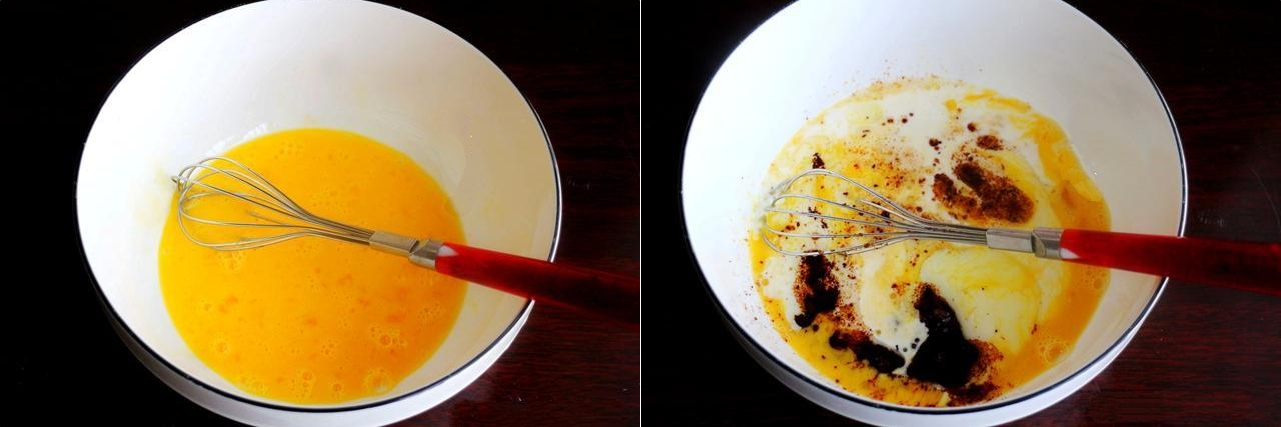 Không cần lò nướng cũng chẳng cần máy đánh trứng vẫn làm được bánh bông lan xốp mềm - Ảnh 1.
