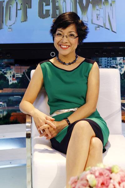 MC Thảo Vân khiến khán giả xót xa khi chia sẻ câu chuyện liên quan tới căn bệnh teo thùy não trái - Ảnh 1.