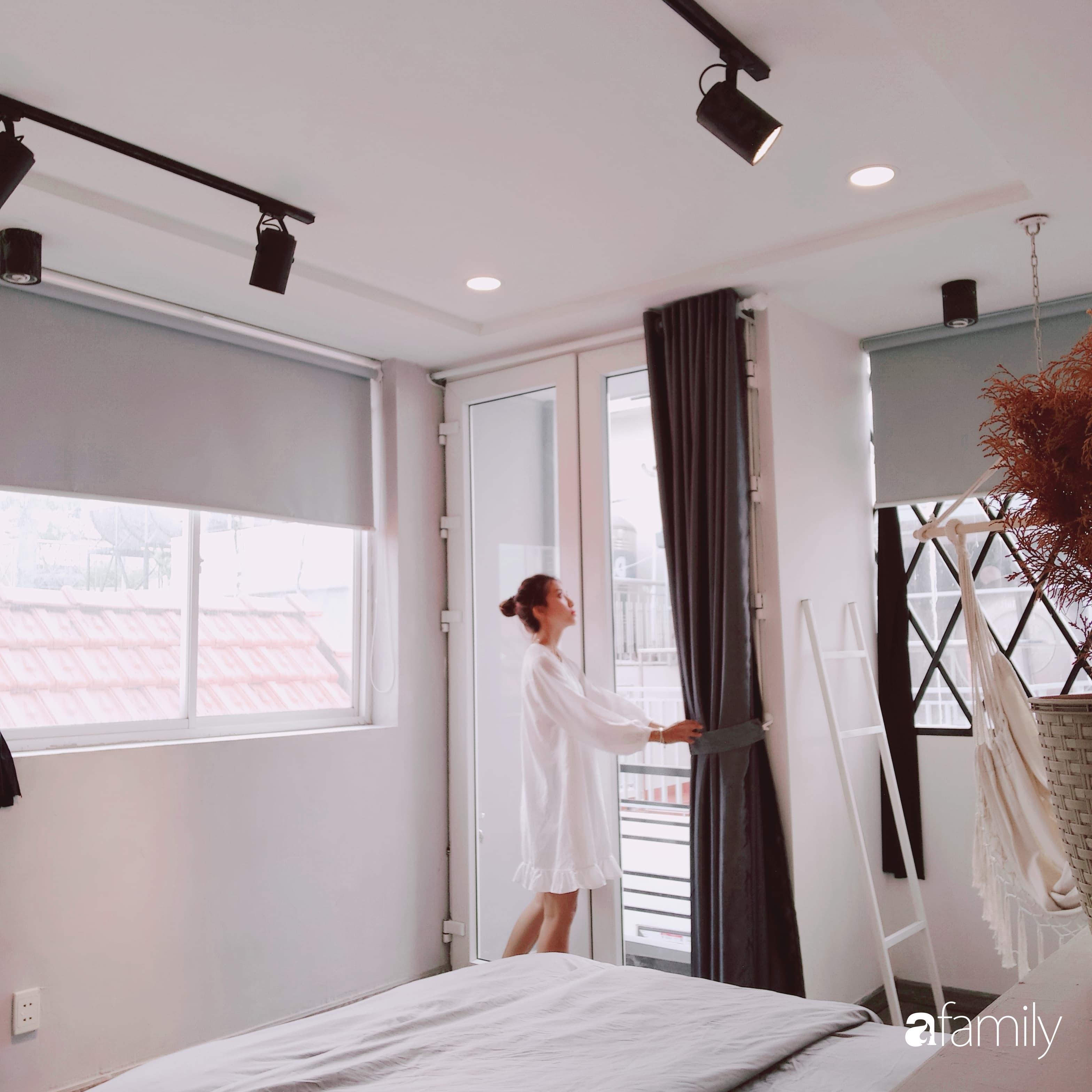 Chi 20 triệu đồng, sân thượng tầng 4 trở thành không gian sống tiện ích, nhiều ánh sáng tự nhiên ở quận 1, Sài Gòn - Ảnh 14.