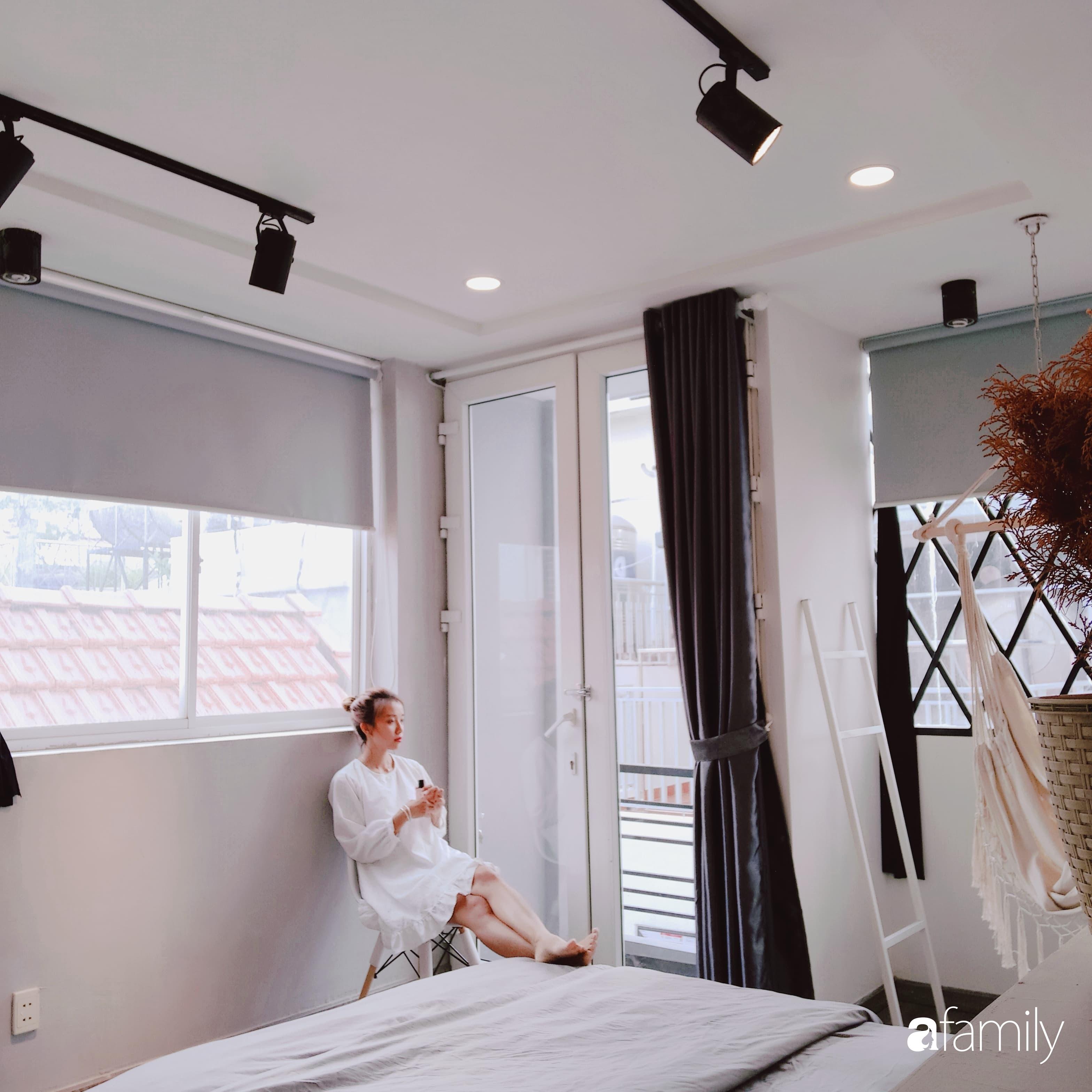 Chi 20 triệu đồng, sân thượng tầng 4 trở thành không gian sống tiện ích, nhiều ánh sáng tự nhiên ở quận 1, Sài Gòn - Ảnh 12.
