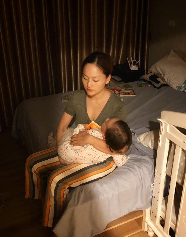 Diễn viên Lan Phương tiết lộ bí mật về con gái, cứ nửa đêm tỉnh dậy làm một việc khiến mọi người bình luận rôm rả - Ảnh 2.