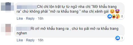 Hari Won lại bị dân mạng nhắc nhở chuyện sử dụng sai trật tự từ ngữ trong tiếng Việt - Ảnh 2.