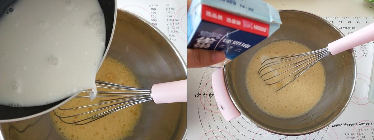 Tự làm Pudding trứng cốt dừa tại nhà mềm mượt như mây - Ảnh 2.
