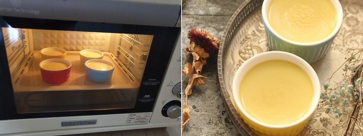 Tự làm Pudding trứng cốt dừa tại nhà mềm mượt như mây - Ảnh 4.
