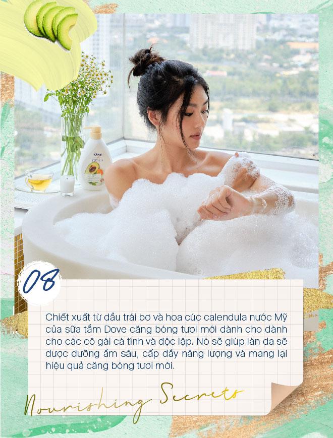 Học lỏm các tips đơn giản mà hiệu quả để biến phòng tắm thành spa tại nhà - Ảnh 8.