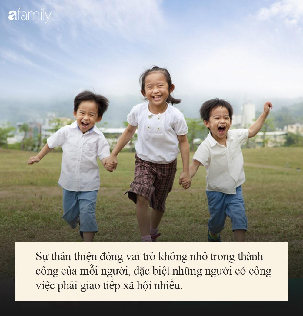 Nghe thì cực vô lý nhưng 3 yếu tố về ngoại hình và thói quen dưới đây lại quyết định tương lai con bạn có thành công hay không - Ảnh 2.