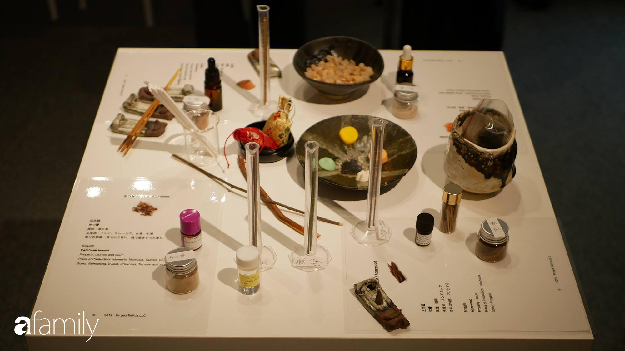 Rei Nguyễn - Nghệ sĩ nước hoa người Việt đầu tiên tổ chức triển lãm tại Nhật Bản, từ bỏ nghề Ngân hàng để được cháy hết mình trong thế giới mùi hương - Ảnh 6.