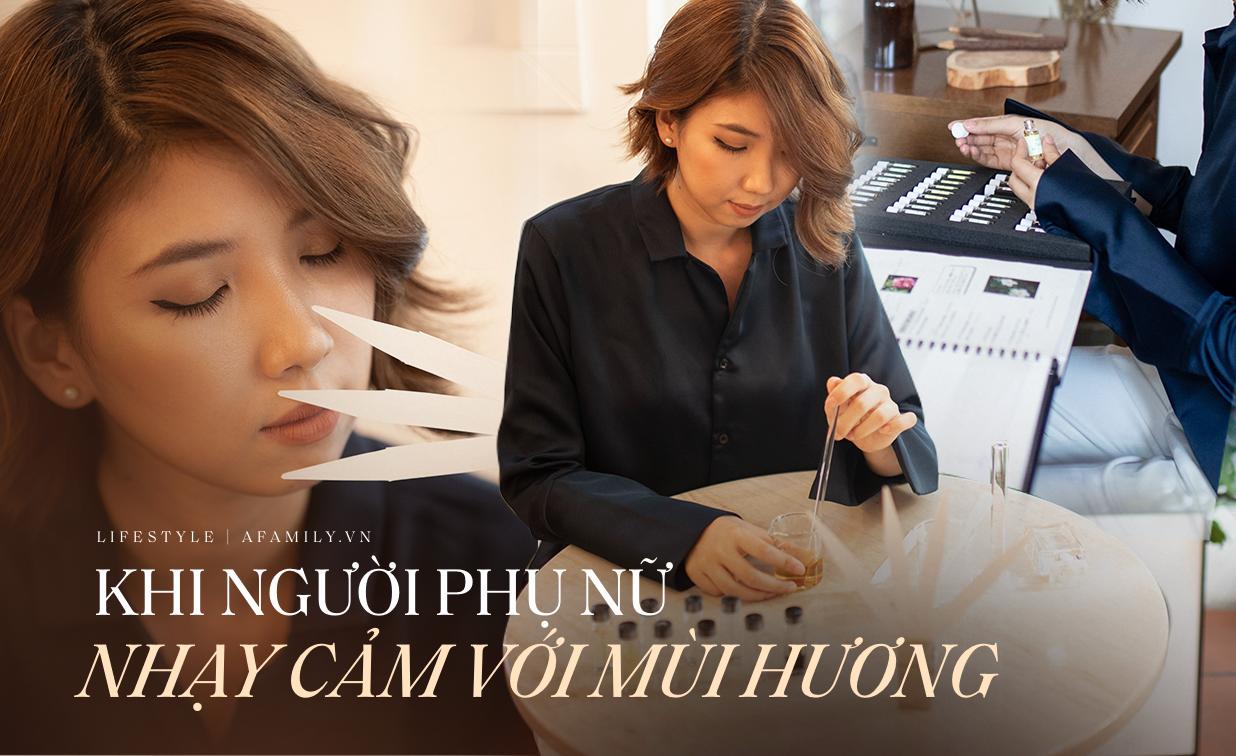 Rei Nguyễn - Nghệ sĩ nước hoa người Việt đầu tiên tổ chức triển lãm tại Nhật Bản, từ bỏ nghề Ngân hàng để được cháy hết mình trong thế giới mùi hương - Ảnh 1.