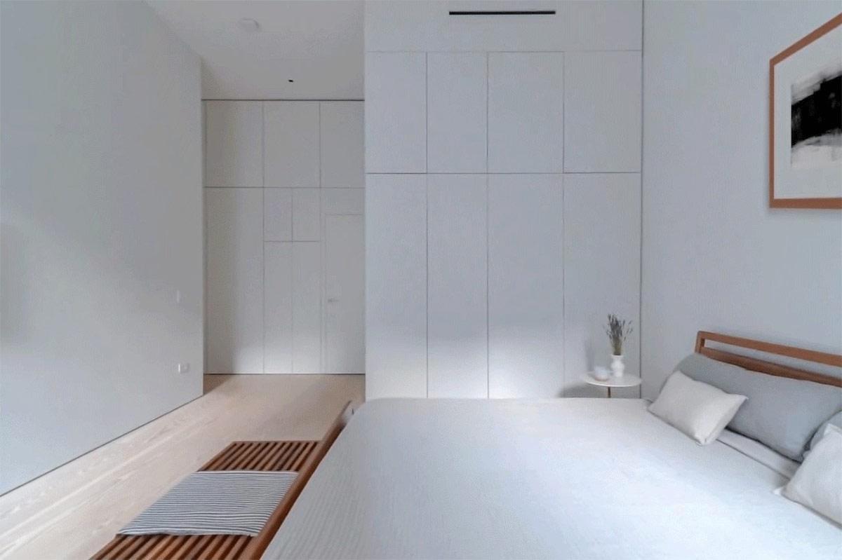"""Dành cho ai có cuộc sống xô bồ, bận rộn: Một không gian sống kết hợp từ bộ đôi """"Scandinavia và sự tối giản của người Nhật"""" sẽ khiến bạn phải vỗ tay hài lòng - Ảnh 13."""