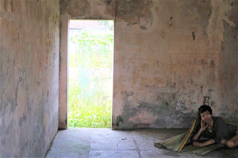Chuyện về người đàn bà điên sống một mình hơn 20 năm ở Hải Phòng  - Ảnh 3.