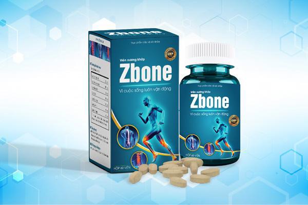 Zbone - sản phẩm hỗ trợ người mắc bệnh xương khớp - Ảnh 3.
