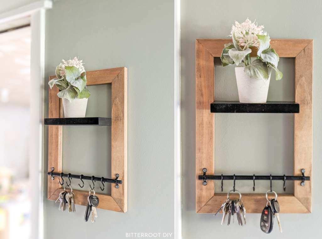 Đừng bỏ qua những ý tưởng lưu trữ thông minh giúp lối vào nhà vừa gọn vừa đẹp - Ảnh 10.