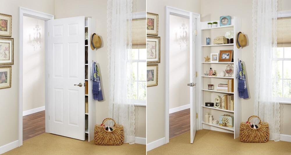 Những ý tưởng lưu trữ thông minh giúp phòng ngủ nhỏ luôn gọn gàng - Ảnh 4.