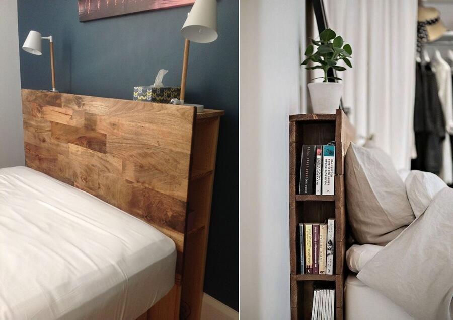 Những ý tưởng lưu trữ thông minh giúp phòng ngủ nhỏ luôn gọn gàng - Ảnh 6.
