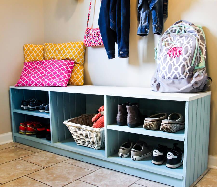 Đừng bỏ qua những ý tưởng lưu trữ thông minh giúp lối vào nhà vừa gọn vừa đẹp - Ảnh 7.