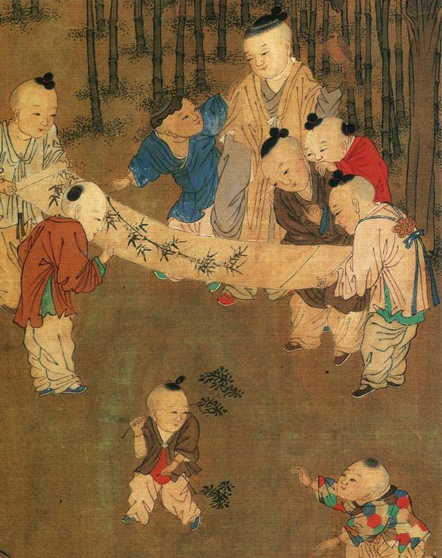 """Vì sao trẻ con thời Trung Quốc cổ đại có nhiều ngày """"Lễ Thiếu nhi"""" diễn suốt 4 mùa nhưng vẫn không có 1 vị trí nhất định trong xã hội? - Ảnh 3."""