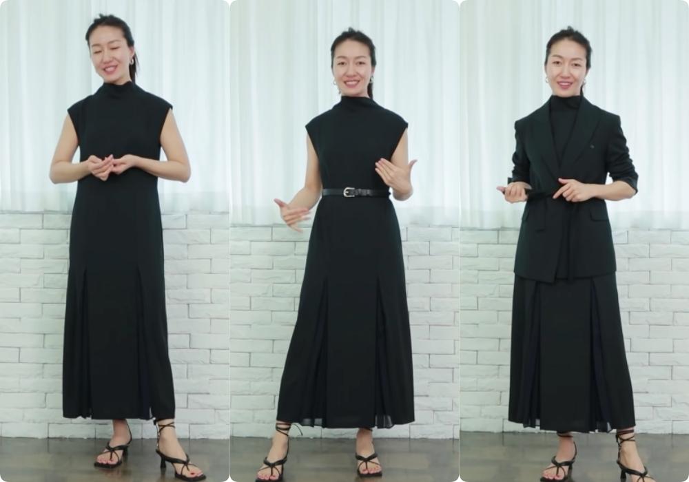Stylist người Hàn gợi ý những dáng váy dành cho nàng 35+ - Ảnh 10.