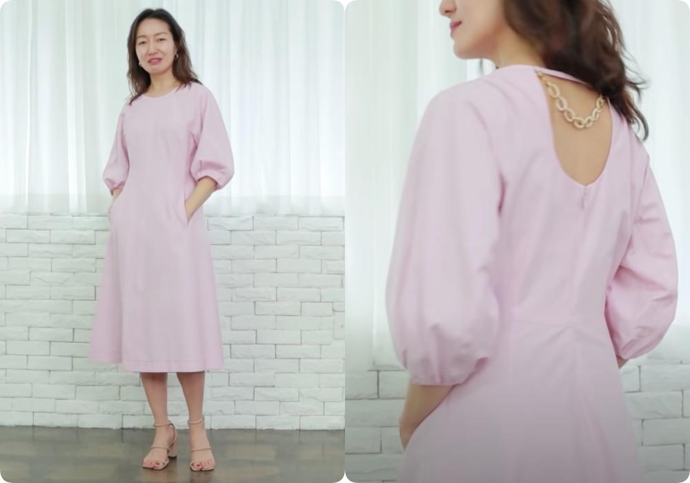 Stylist người Hàn gợi ý những dáng váy dành cho nàng 35+ - Ảnh 6.