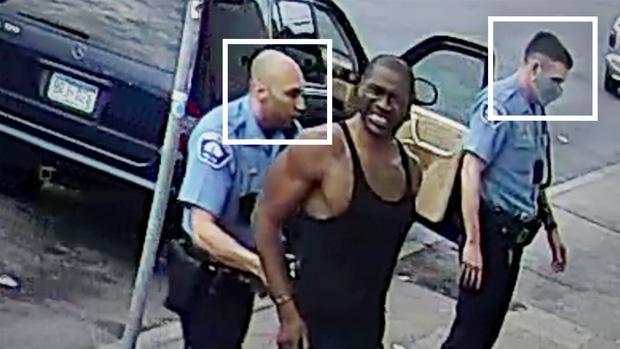 8 phút và 46 giây ám ảnh cả nước Mỹ: Khoảnh khắc cuối cùng của người đàn ông bị cảnh sát ghì chết - Ảnh 1.
