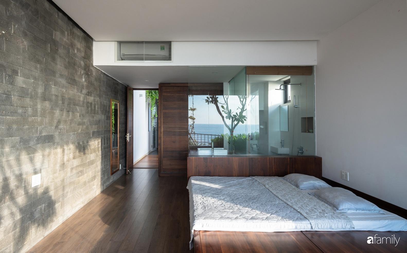 Ngôi nhà 3 tầng view biển Vũng Tàu với thiết kế mang ánh sáng và cây xanh đến từng góc nhỏ - Ảnh 9.