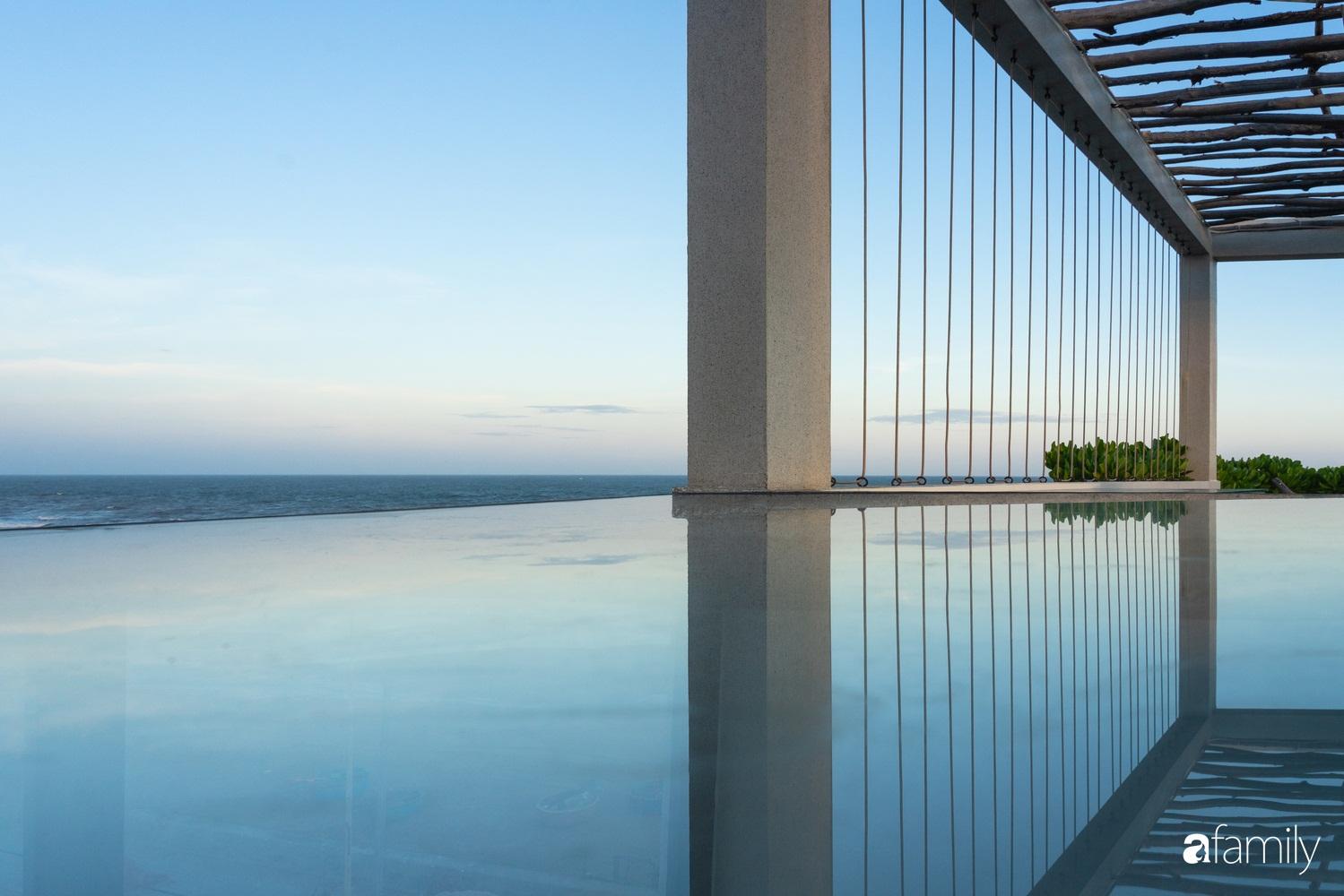 Ngôi nhà 3 tầng view biển Vũng Tàu với thiết kế mang ánh sáng và cây xanh đến từng góc nhỏ - Ảnh 4.