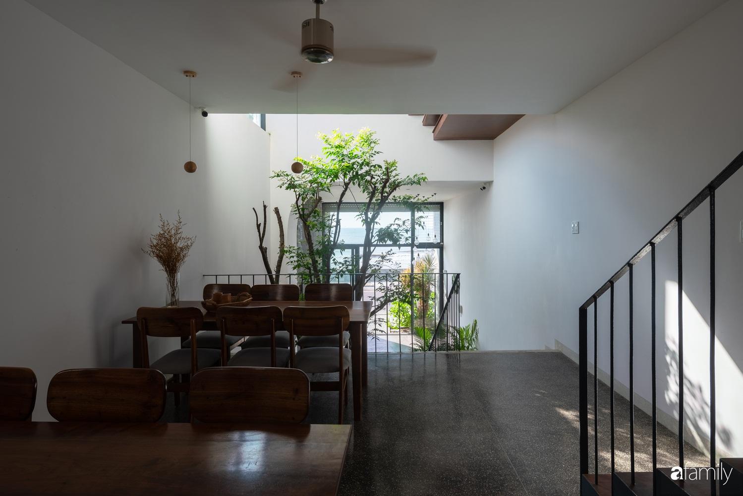 Ngôi nhà 3 tầng view biển Vũng Tàu với thiết kế mang ánh sáng và cây xanh đến từng góc nhỏ - Ảnh 11.