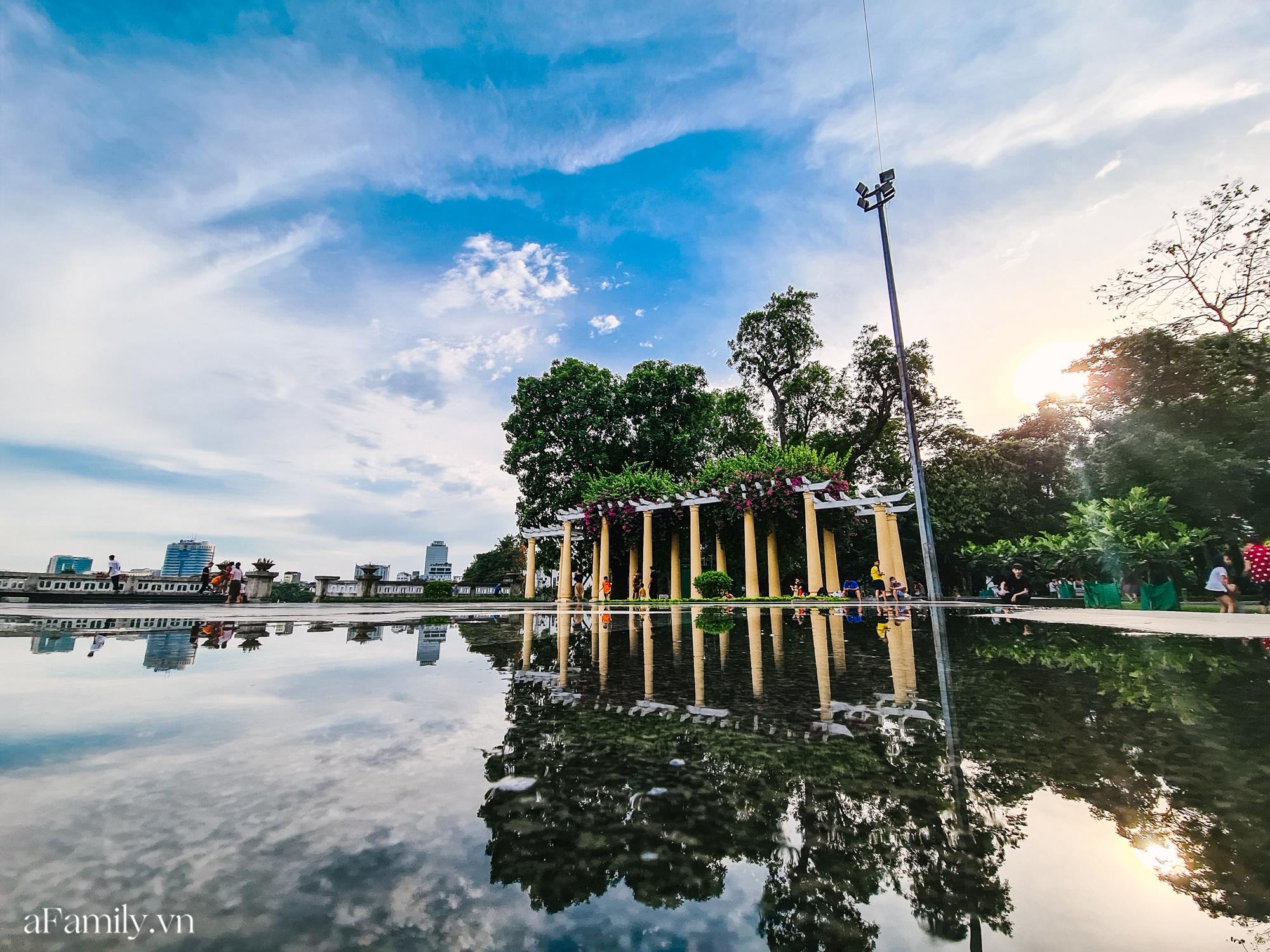 4000 đồng cho tour du lịch hè độc đáo ngay giữa thủ đô ở một công viên lâu đời vừa có đảo, vừa có rừng cây xanh, hồ cá trong lành - Ảnh 33.