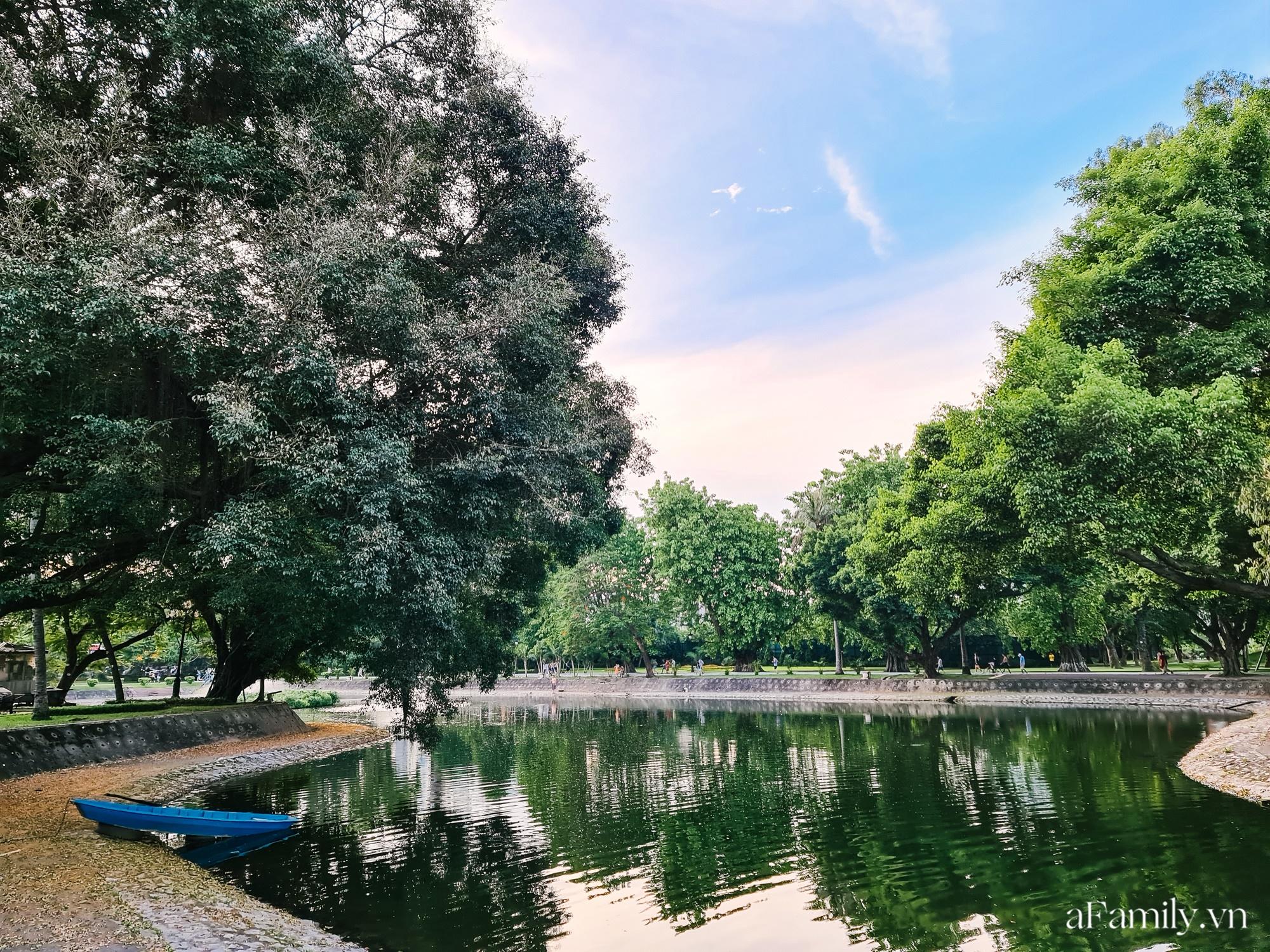 4000 đồng cho tour du lịch hè độc đáo ngay giữa thủ đô ở một công viên lâu đời vừa có đảo, vừa có rừng cây xanh, hồ cá trong lành - Ảnh 39.