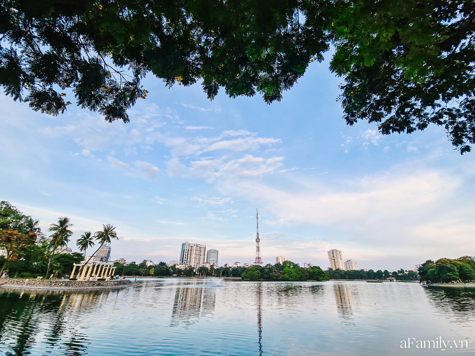 4000 đồng cho tour du lịch hè độc đáo ngay giữa thủ đô ở một công viên lâu đời vừa có đảo, vừa có rừng cây xanh, hồ cá trong lành - Ảnh 38.