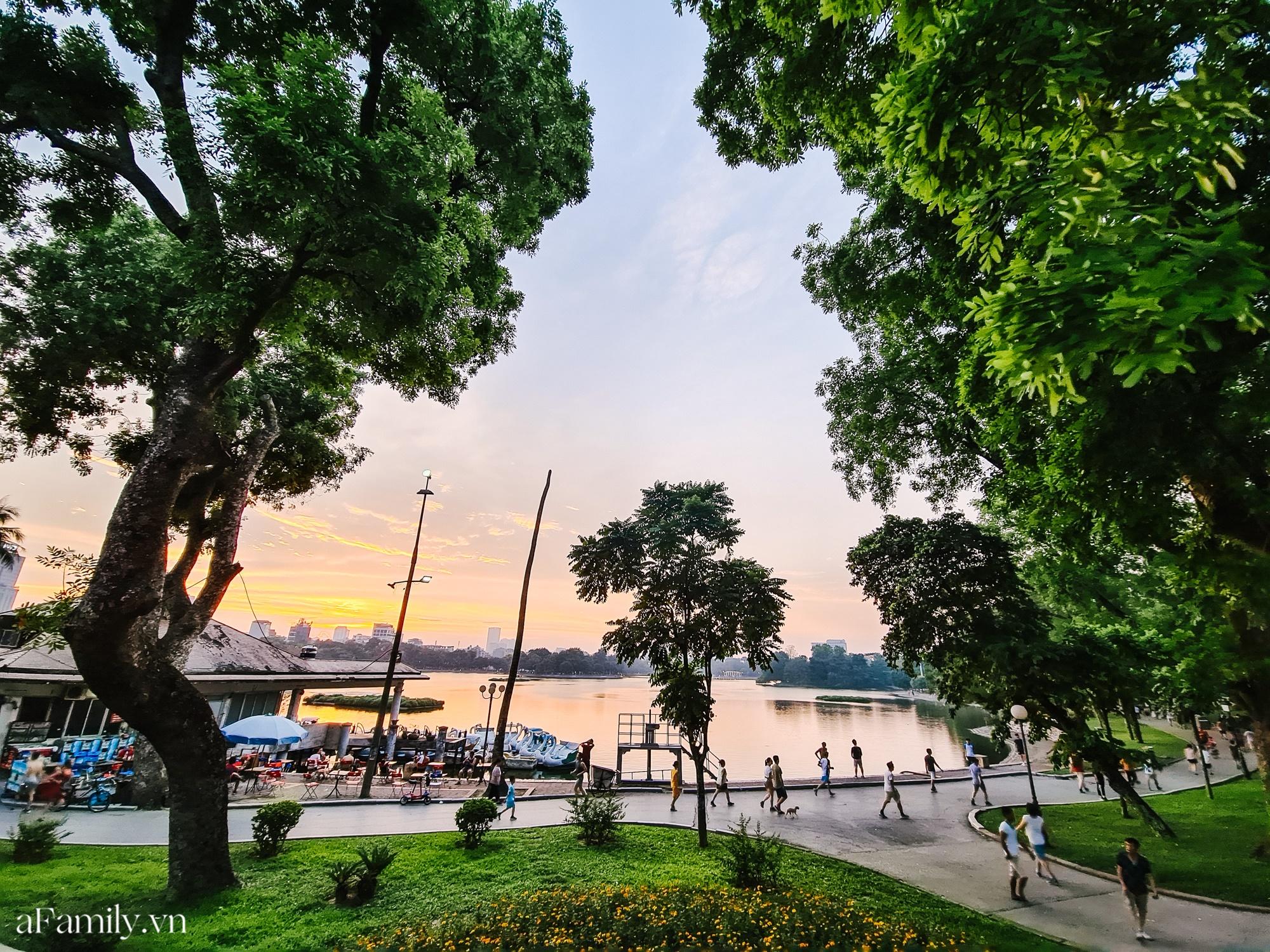 4000 đồng cho tour du lịch hè độc đáo ngay giữa thủ đô ở một công viên lâu đời vừa có đảo, vừa có rừng cây xanh, hồ cá trong lành - Ảnh 21.
