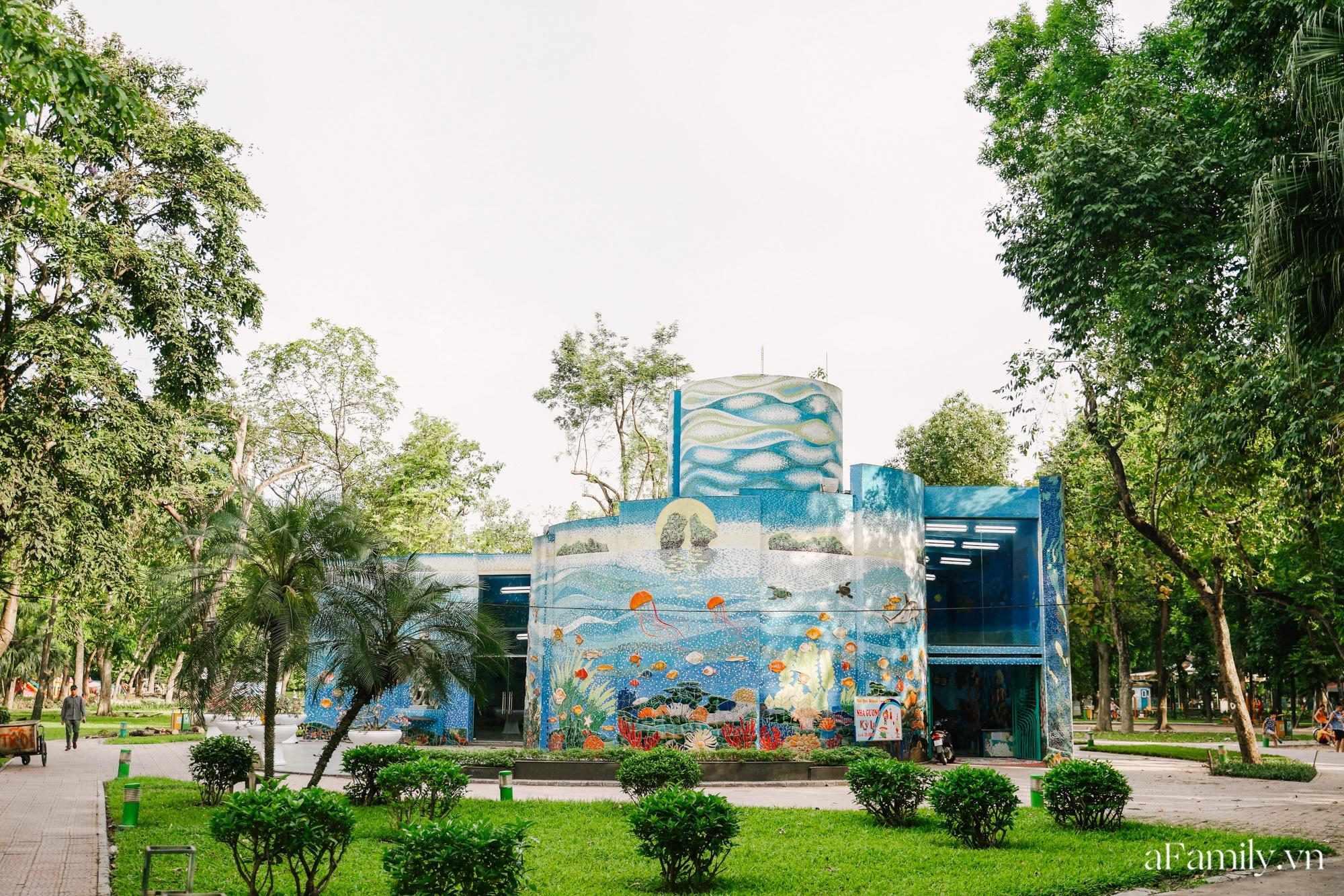 4000 đồng cho tour du lịch hè độc đáo ngay giữa thủ đô ở một công viên lâu đời vừa có đảo, vừa có rừng cây xanh, hồ cá trong lành - Ảnh 19.