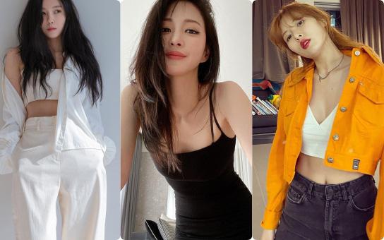 Sao Hàn tiết lộ bí quyết diện đồ sexy tột cùng để phô diễn vóc dáng