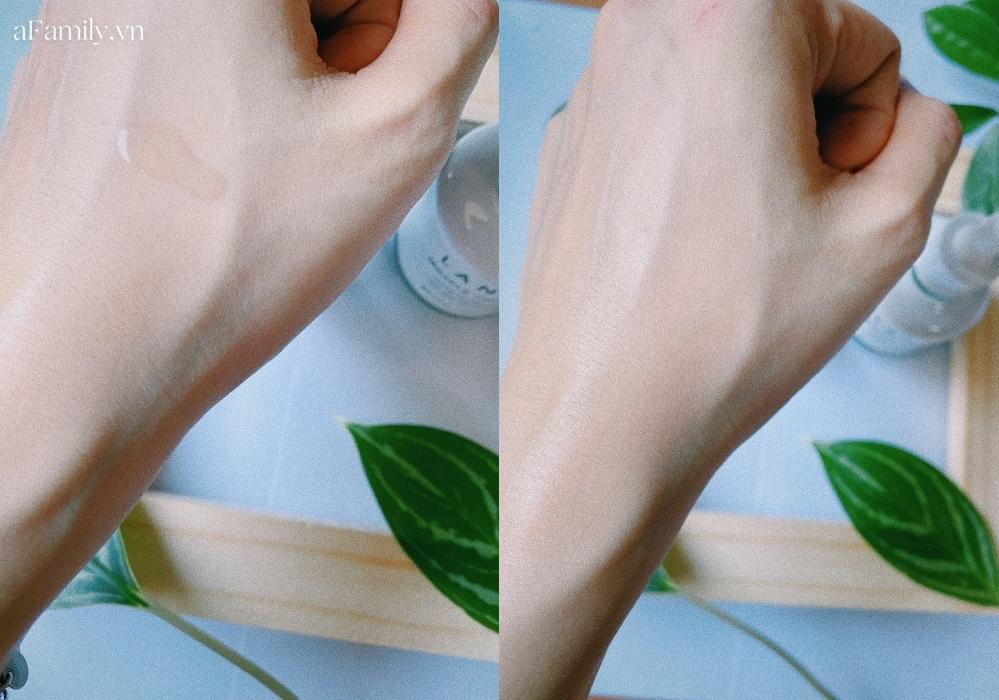 1 tuần thử nghiệm loại serum chống lão hóa của Hàn, làn da của tôi thực sự được cải thiện về độ ẩm và căng mịn rõ rệt - Ảnh 4.