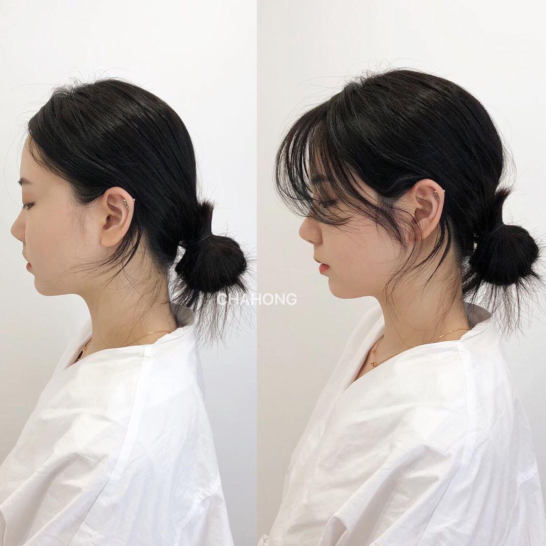 """Không chỉ xõa tóc mới che được mặt to, còn có những kiểu buộc nịnh mặt hay ho mà bạn chưa được """"khai sáng"""" - Ảnh 7."""