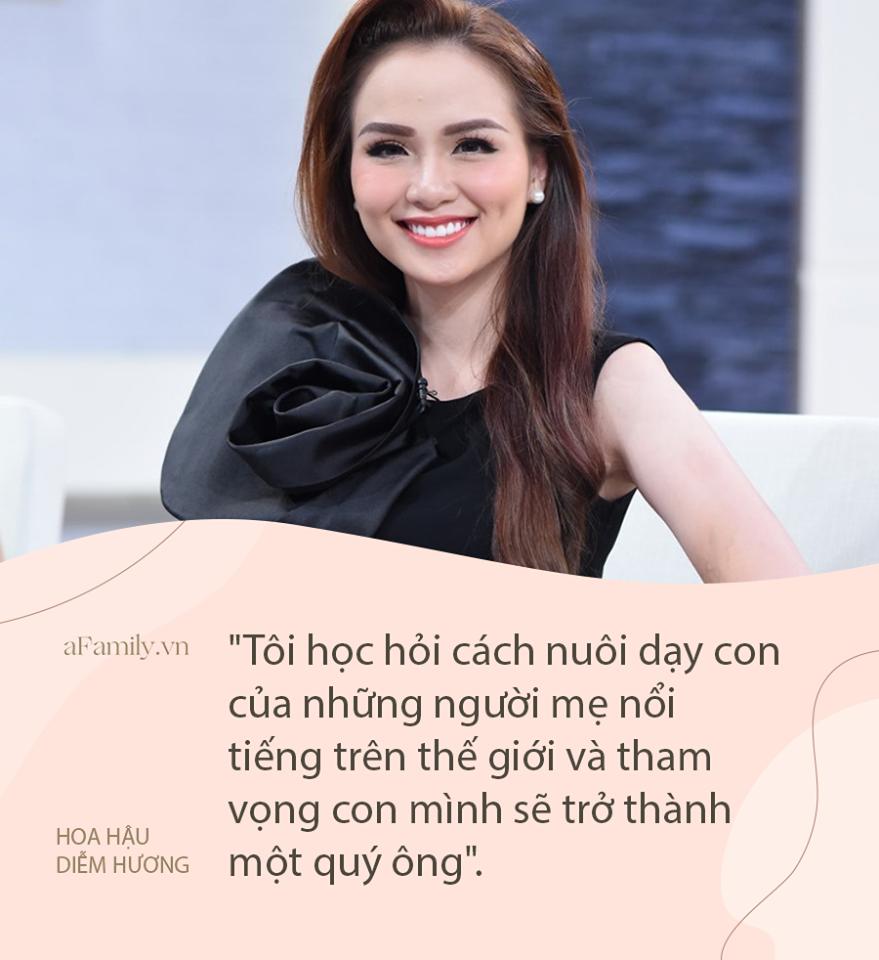 Sáng sớm con trai Hoa hậu Diễm Hương đã làm 1 hành động khiến mẹ ngỡ ngàng, phải thốt lên: