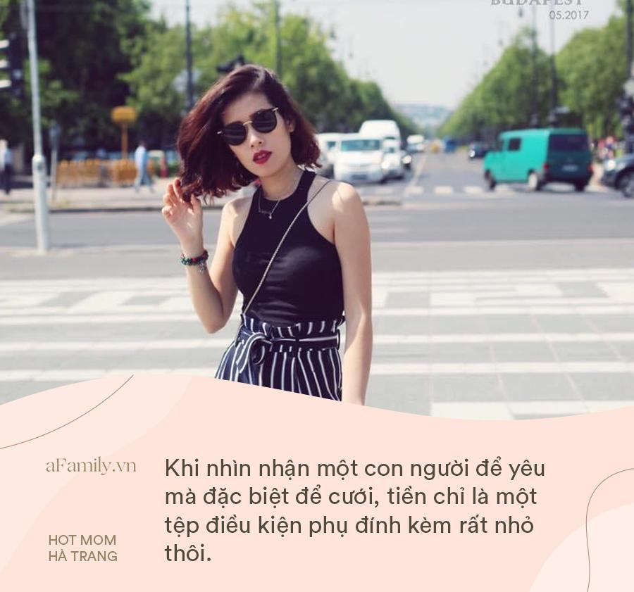 Hot mom Hà Trang: Tiêu chuẩn chọn bạn trai và bạn đời nhất định mẹ phải dạy cho con gái nếu muốn con có một cuộc sống như mơ ước - Ảnh 1.