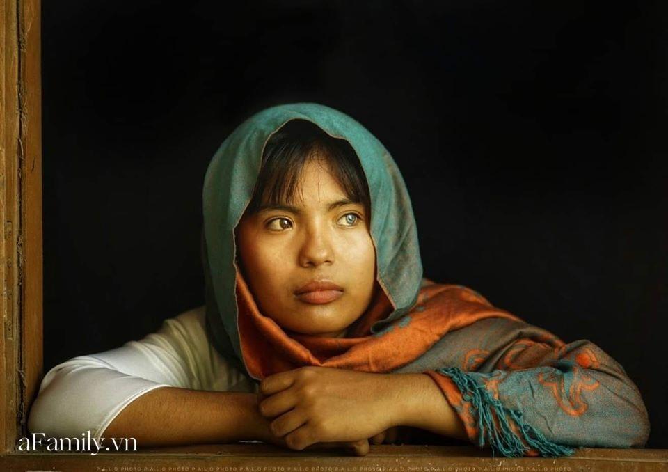Cô gái Việt có đôi mắt 2 màu xanh - nâu khiến dân mạng đặc biệt chú ý, nghe em kể nhiều hơn về cảm nhận mới thấy em thật đẹp làm sao - Ảnh 2.