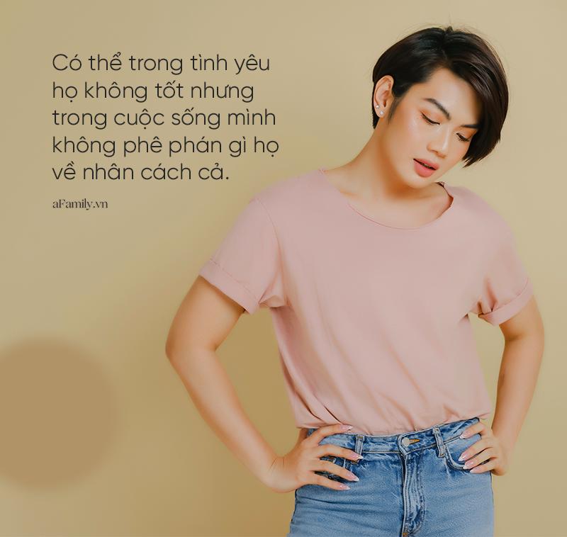 """Đào Bá Lộc lần đầu trải lòng về bạn trai hiện tại sau 15 cuộc tình ngắn ngủi trong quá khứ, tiết lộ vẫn luôn mong người yêu cũ và vợ của họ """"ổn""""  - Ảnh 4."""