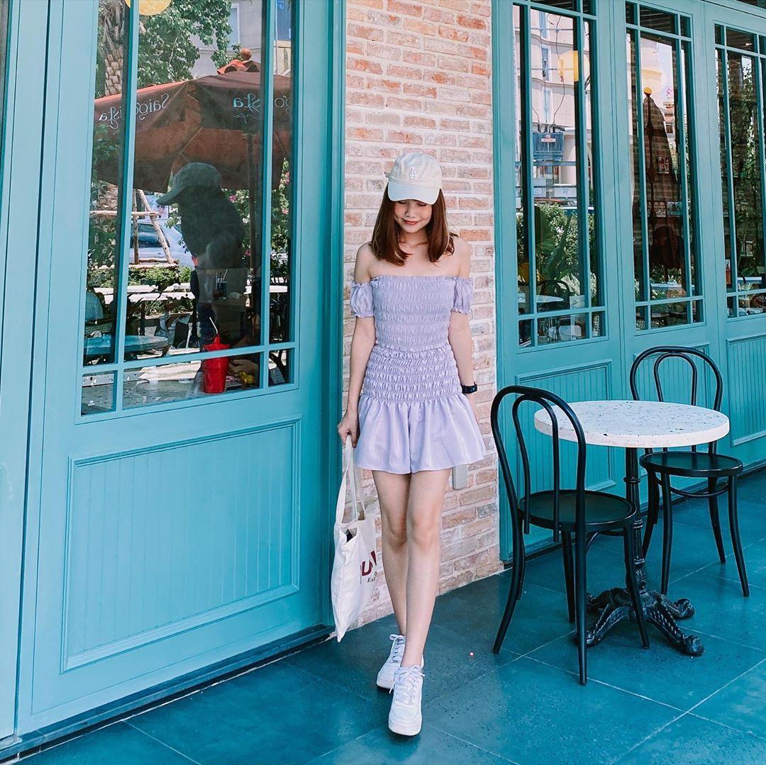 Hot nhất năm nay chính là trang phục màu tím nhưng để diện đẹp mà không sến thì các nàng cần tránh 3 sai lầm sau - Ảnh 8.