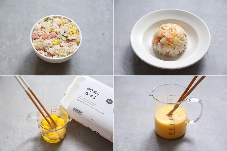 Bí quyết làm cơm chiên trứng lốc xoáy ngon đẹp như nhà hàng hóa ra lại dễ dàng đến vậy! - Ảnh 1.