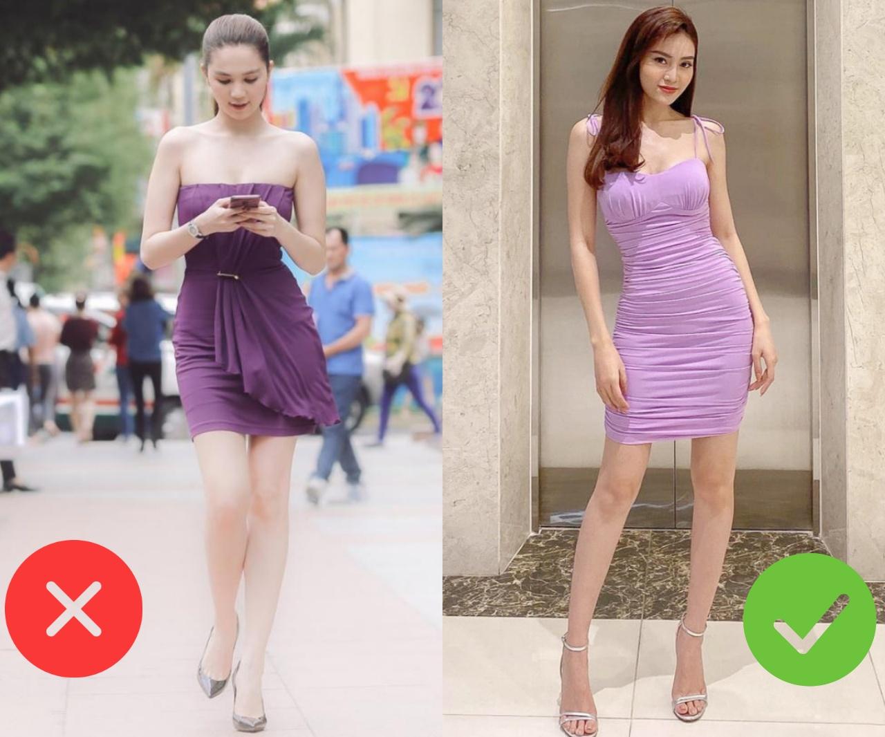 Hot nhất năm nay chính là trang phục màu tím nhưng để diện đẹp mà không sến thì các nàng cần tránh 3 sai lầm sau - Ảnh 1.
