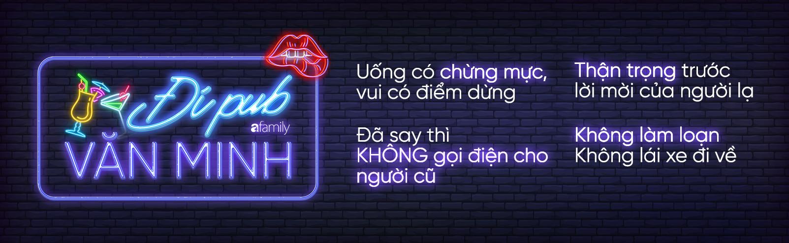 """Cứ đến cuối tuần là tâm trạng lại """"tan chậm"""", Hà Nội có 4 quán pub vừa tình vừa chill giúp chị em giải khuây, lúc đi hết mình lúc về hết buồn - Ảnh 16."""