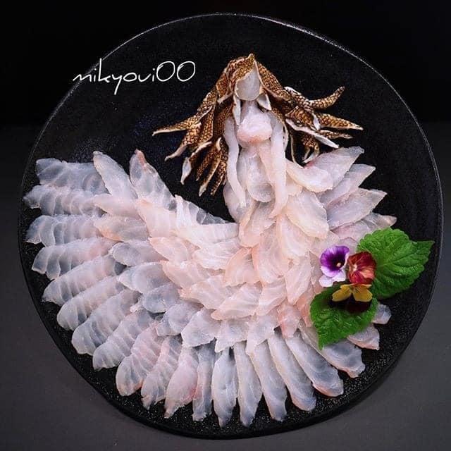 Trầm trồ trước tài nghệ bếp núc đầy nghệ thuật của ông bố Nhật Bản: Biến những lát sashimi đơn điệu thành tranh 3D sống động! - Ảnh 9.