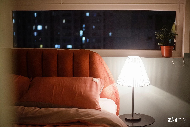 Căn hộ 66m² màu cam đất ấm cúng và trẻ trung của cặp vợ chồng trẻ tự tay thiết kế có chi phí 150 triệu đồng ở Sài Gòn - Ảnh 14.