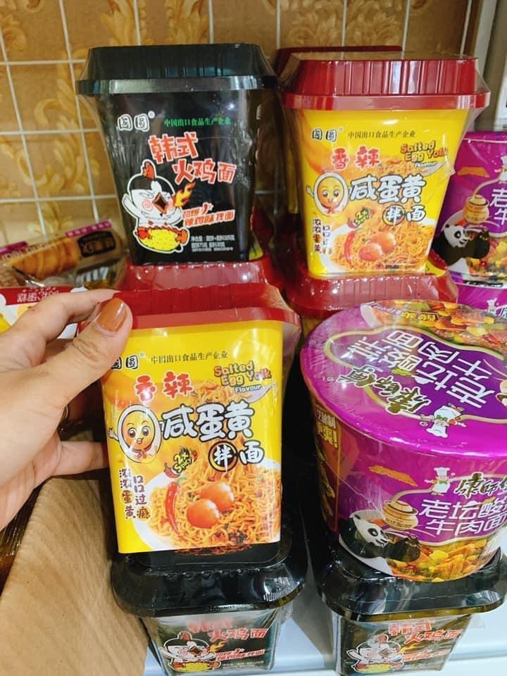 Rộ đồ ăn vặt nội địa Trung trên chợ mạng: Giá rẻ bèo không thiếu thứ gì từ bánh kẹo, nước uống cho tới các loại thịt ăn liền - Ảnh 5.