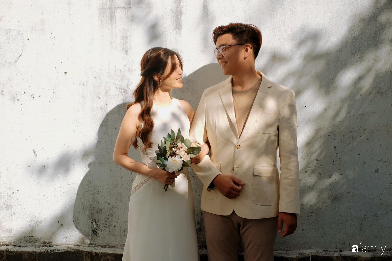 Căn hộ 66m² màu cam đất ấm cúng và trẻ trung của cặp vợ chồng trẻ tự tay thiết kế có chi phí 150 triệu đồng ở Sài Gòn - Ảnh 1.
