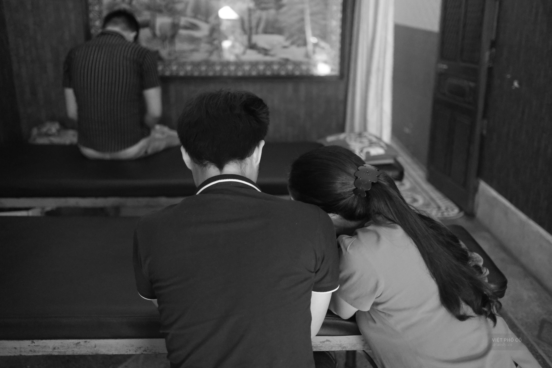 Chuyện của cô Lụa ô sin: Con cái phụng dưỡng đủ đầy vẫn đến Hà Nội để làm bàn tay và đôi mắt cho những người khiếm thị - Ảnh 10.