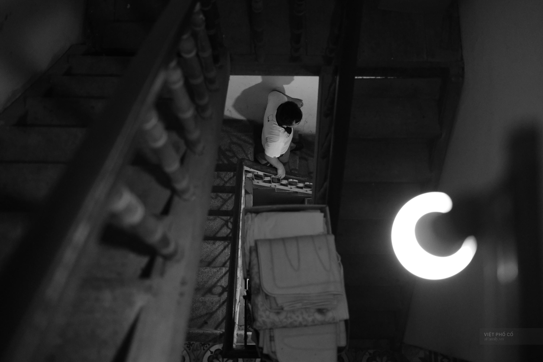 Chuyện của cô Lụa ô sin: Con cái phụng dưỡng đủ đầy vẫn đến Hà Nội để làm bàn tay và đôi mắt cho những người khiếm thị - Ảnh 2.